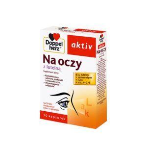 Doppelherz Eye Vital 30 Viên - Viên Uống Tăng Cường Thị Giác