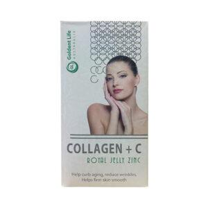 Collagen + C Royal Jelly Zinc hộp 60 viên