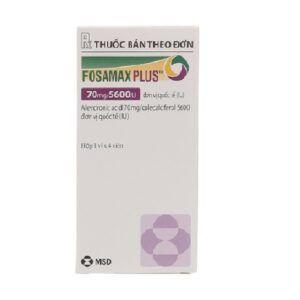 fosamax plus 70/5800mg