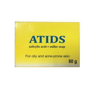 Atids hộp 80g - Điều trị mụn trứng cá và các tình trạng rối loạn khác của da
