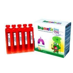 Brometic hộp 20 ống