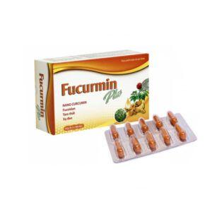 Fucurmin Plus hộp 30 viên