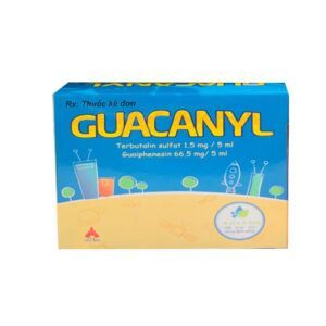 Guacanyl hộp 20 ống