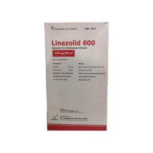 Linezolid 600mg