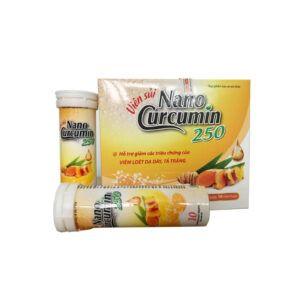 Nano Curcumin 250 hộp 20 viên
