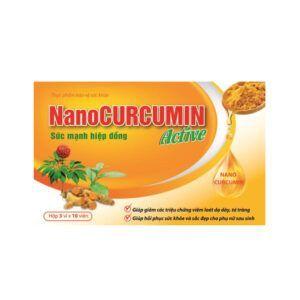 Nano Curcumin Active hộp 30 viên