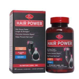 Hair Power Hộp 40 Viên – Chống Rụng Tóc Kích Thích Mọc Tóc