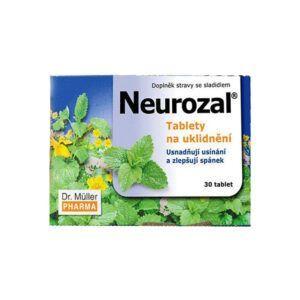 Neurozal Hộp 30 Viên - Giúp Giấc Ngủ Sâu Và Ngon Hơn