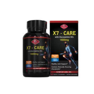 X7 Care Hộp 60 Viên - Chăm Sóc Sức Khỏe Xương Khớp