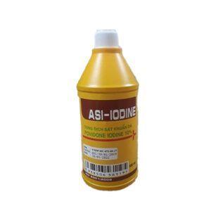 Povidone chai 500ml - Dung dịch sát khuẩn