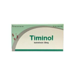 Timinol hộp 30 viên