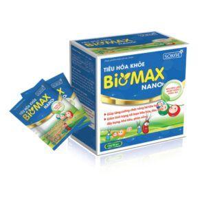 Bio Max Nanc Hộp 30 Gói - Cân Bằng Hệ Vi Khuẩn Đường Ruột