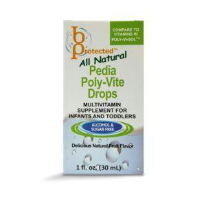 Pedia Poly Vite Drops Hộp 30ml - Vitamin Tổng Hợp Cho Trẻ