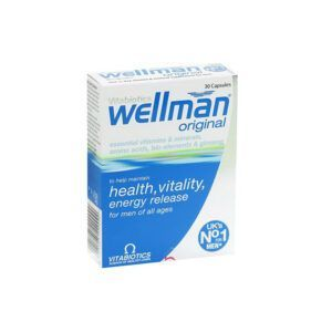 Vitabiotics Wellman hộp 30 viên