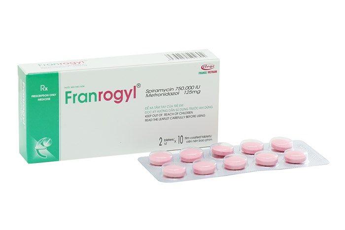 Nhức răng uống thuốc gì? - Thuốc Franrogyl an toàn cho người dùng