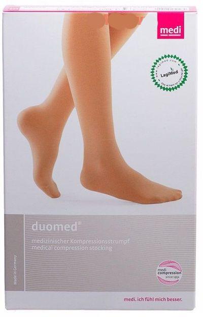 Vớ y khoa Duomed đùi - Giúp điều trị giãn tĩnh mạch