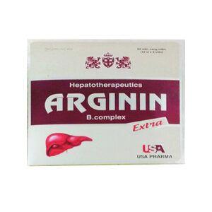 Arginin Extra Hộp 60 Viên