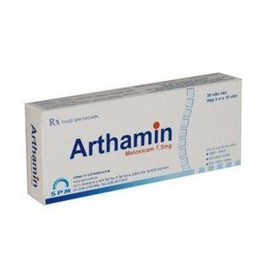 Arthamin Hộp 30 Viên