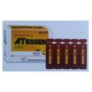 Atessen hộp 30 ống - Điều trị triệu chứng ho khan và ho do kích thích