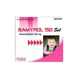 Bamyrol hộp 20 ống