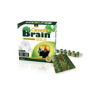 Brain Gold hộp 100 viên