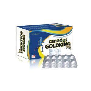 Canadas GoldKing hộp 60 viên