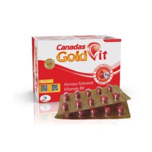 Canadas GoldVit Hộp 60 Viên