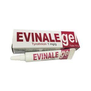 Evinale tuýp 10g - Điều trị da khô do nhiễm trùng, nhiễm khuẩn