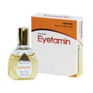 Eyetamin Lọ 10ml