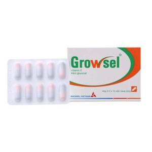 Growsel hộp 30 viên