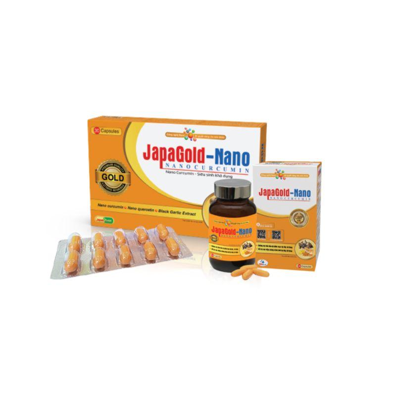 JapaGold Nano Hộp 30 Viên