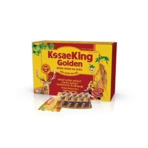 KosaeKing Golden hộp 60 viên