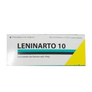 Leninarto 10 hộp 30 viên