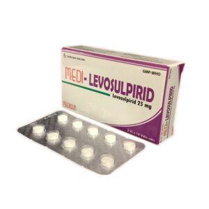 Medi Levosulpirid hộp 30 viên