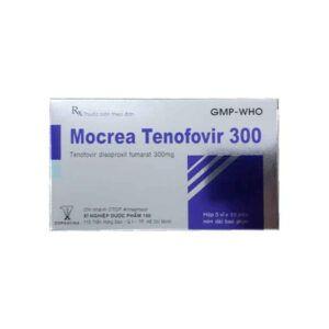 Mocrea Tenofovir 300 hộp 30 viên