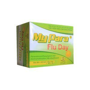 Mypara Flu Day Hộp 100 Viên