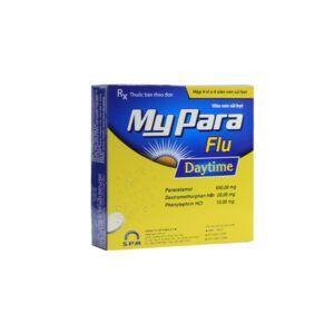 Mypara Flu Daytime Hộp 16 Viên