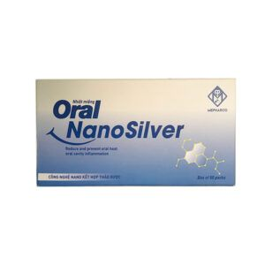 Oral NanoSilver hộp 50 gói