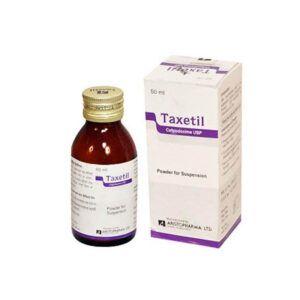 Taxetil lọ 50ml