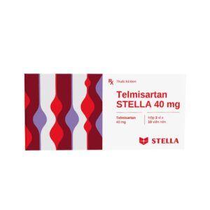 Telmisartan Stella 40mg hộp 30 viên