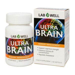 Ultra Brain Lọ 60 Viên