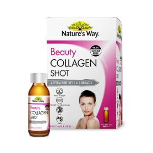 Beauty Colagen Shot - Hộp 10 lọ - Trẻ hóa làn da, gìn giữ thanh xuân