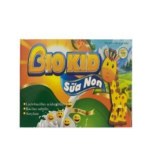 Bio Kid Sữa Non - Men vi sinh
