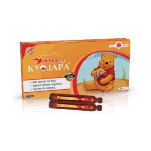 Yến sào Kyojapa hộp 20 ống