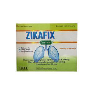 Zikafix hộp 20 ống