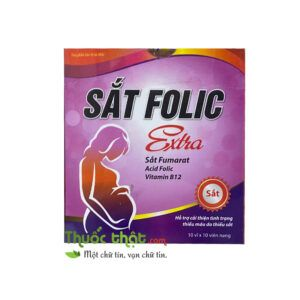 Sắt Folic Extra