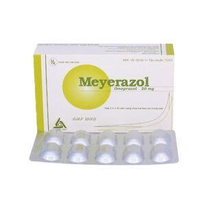 Meyerazol Hộp 30 Viên