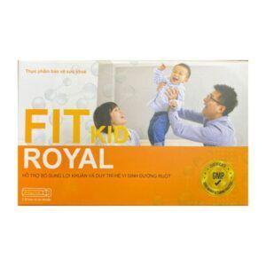 fit kid royal