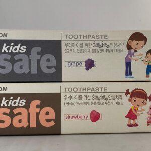 Kem Đánh Răng Trẻ Em Kid Safe