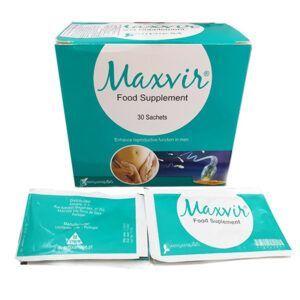 Maxvir Hộp 30 Gói - Tăng Cường Sinh Lý Nam Giới
